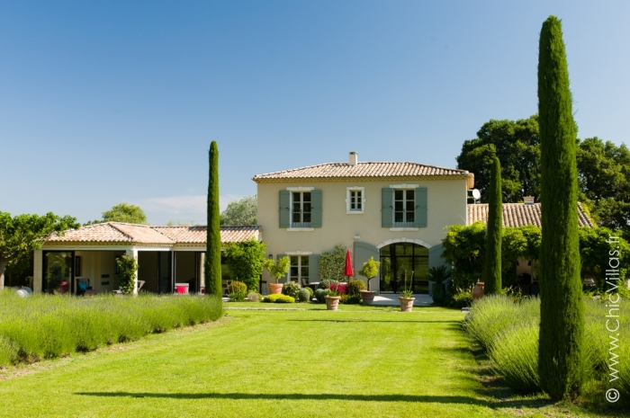 Lumiere des Alpilles - Luxury villa rental - Provence and the Cote d Azur - ChicVillas - 2