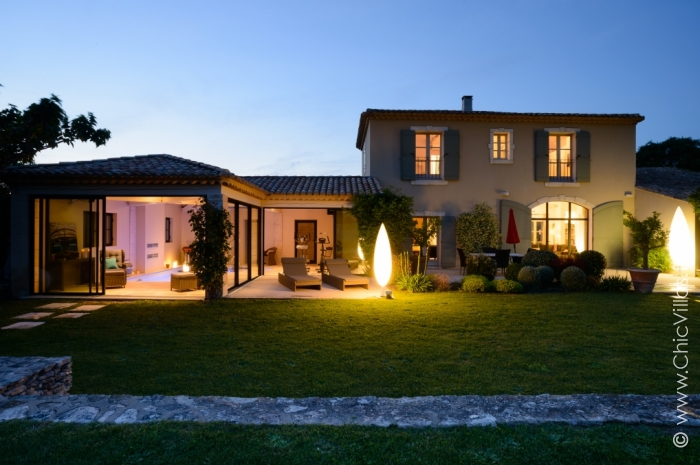 Lumiere des Alpilles - Luxury villa rental - Provence and the Cote d Azur - ChicVillas - 23