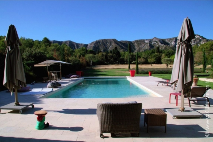 Lumiere des Alpilles - Luxury villa rental - Provence and the Cote d Azur - ChicVillas - 3