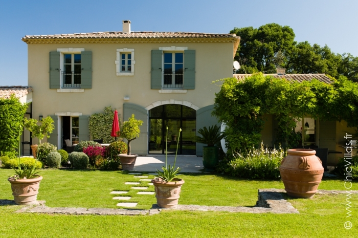 Lumiere des Alpilles - Luxury villa rental - Provence and the Cote d Azur - ChicVillas - 5