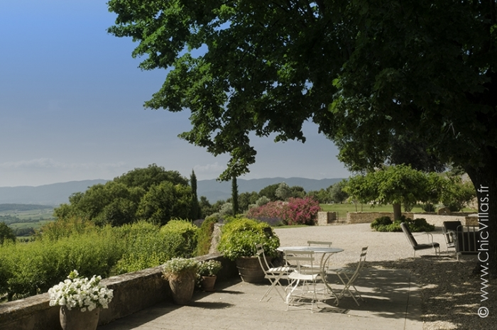 Location villa de luxe Luxury luberon