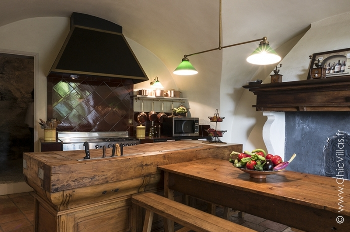 Luxury  Luberon - Location villa de luxe - Provence / Cote d Azur / Mediterran. - ChicVillas - 11