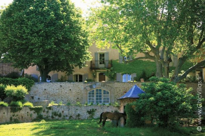 Luxury  Luberon - Location villa de luxe - Provence / Cote d Azur / Mediterran. - ChicVillas - 2