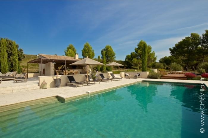 Villa à louer Provence avec piscine - Luxury Alpilles