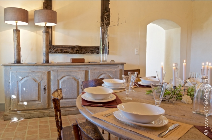 Luxury Alpilles 15 - Luxury villa rental - Provence and the Cote d Azur - ChicVillas - 12