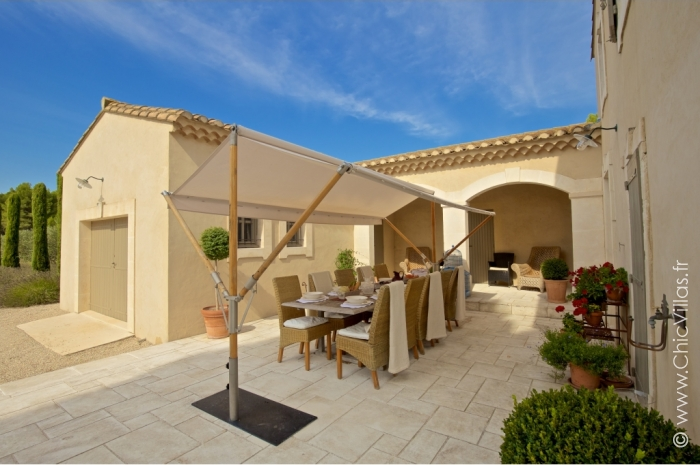 Luxury Alpilles 11 - Luxury villa rental - Provence and the Cote d Azur - ChicVillas - 13