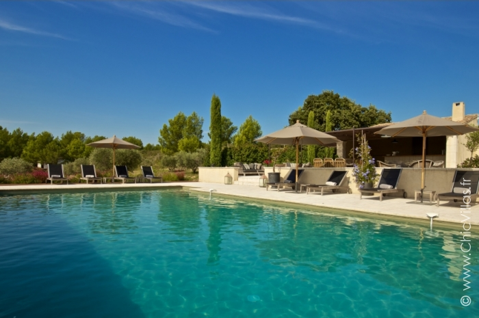 Luxury Alpilles 11 - Luxury villa rental - Provence and the Cote d Azur - ChicVillas - 21
