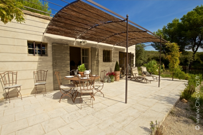 Luxury Alpilles 11 - Luxury villa rental - Provence and the Cote d Azur - ChicVillas - 22