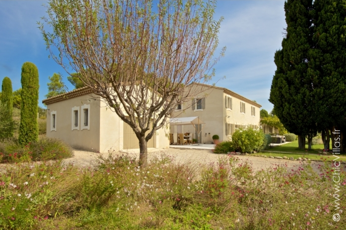 Luxury Alpilles 11 - Luxury villa rental - Provence and the Cote d Azur - ChicVillas - 36