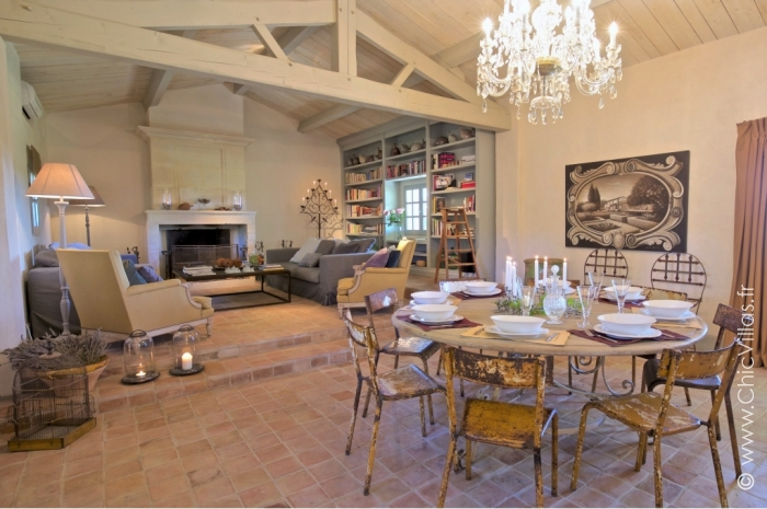 Luxury Alpilles 11 - Luxury villa rental - Provence and the Cote d Azur - ChicVillas - 4