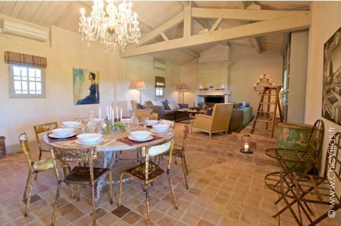 Luxury Alpilles 15 - Luxury villa rental - Provence and the Cote d Azur - ChicVillas - 5