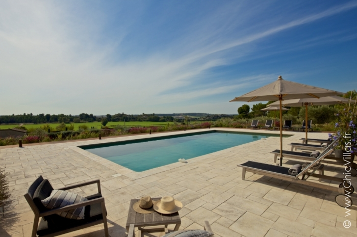 Luxury Alpilles 11 - Luxury villa rental - Provence and the Cote d Azur - ChicVillas - 7