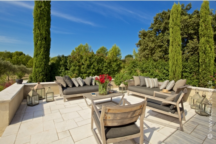 Luxury Alpilles 15 - Luxury villa rental - Provence and the Cote d Azur - ChicVillas - 8