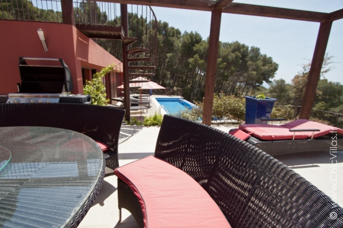 Luz De Costa Brava - Luxury villa rental - Catalonia (Sp.) - ChicVillas - 20