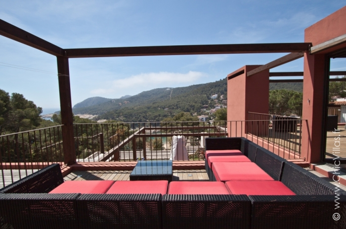 Luz De Costa Brava - Luxury villa rental - Catalonia (Sp.) - ChicVillas - 5