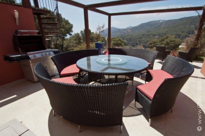 Luz De Costa Brava - Luxury villa rental - Catalonia (Sp.) - ChicVillas - 9