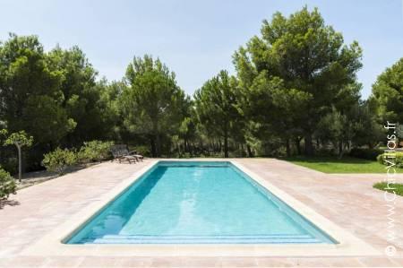 Villa à louer en Espagne avec piscine : Luz Costa Dorada