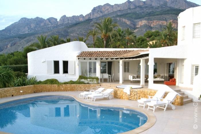 Mar y Monte - Luxury villa rental - Costa Blanca (Sp.) - ChicVillas - 10