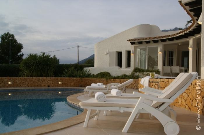 Mar y Monte - Luxury villa rental - Costa Blanca (Sp.) - ChicVillas - 15