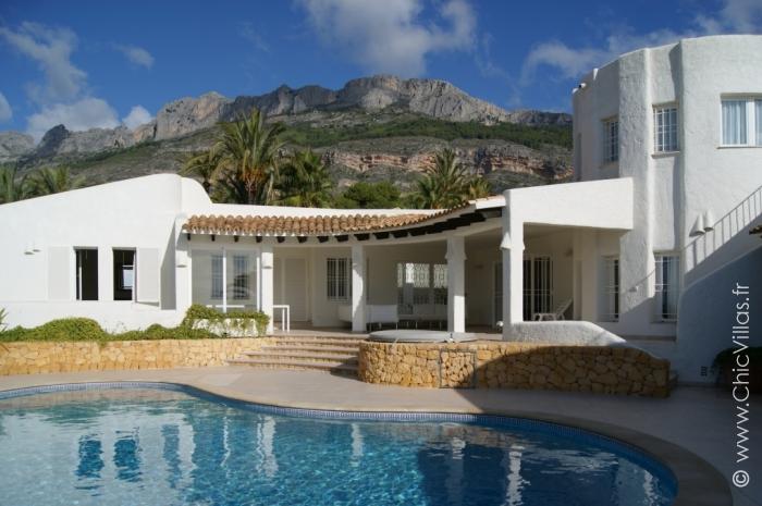 Mar y Monte - Luxury villa rental - Costa Blanca (Sp.) - ChicVillas - 17