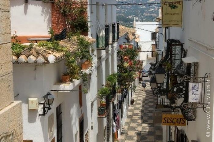 Mar y Monte - Luxury villa rental - Costa Blanca (Sp.) - ChicVillas - 18