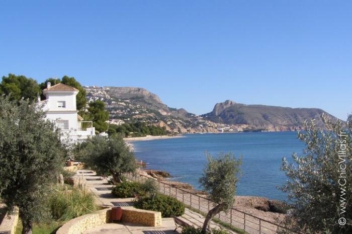 Mar y Monte - Luxury villa rental - Costa Blanca (Sp.) - ChicVillas - 19