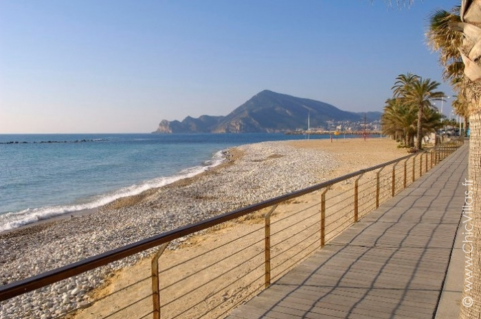 Mar y Monte - Location villa de luxe - Costa Blanca (Esp.) - ChicVillas - 20