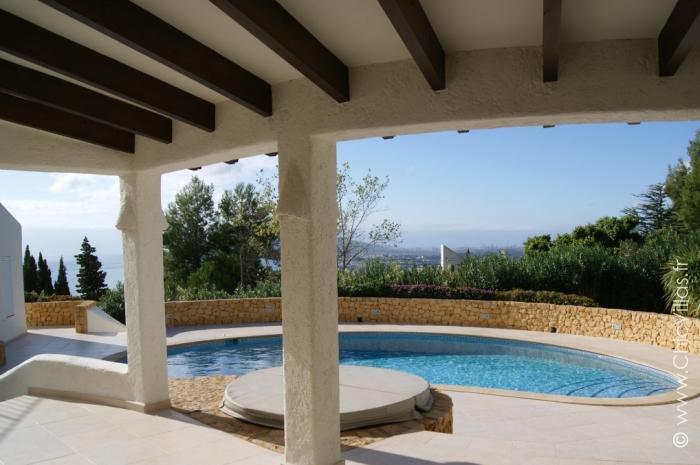 Mar y Monte - Luxury villa rental - Costa Blanca (Sp.) - ChicVillas - 4
