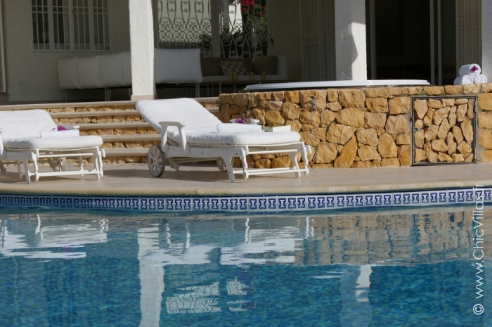 Mar y Monte - Luxury villa rental - Costa Blanca (Sp.) - ChicVillas - 6