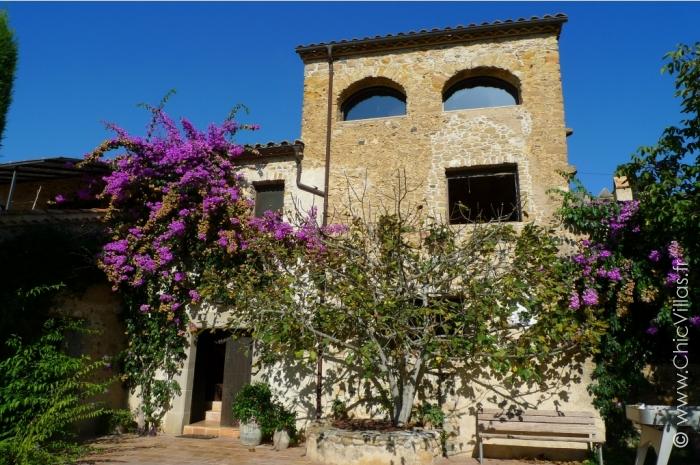Location villa de luxe avec piscine en Catalogne, Espagne
