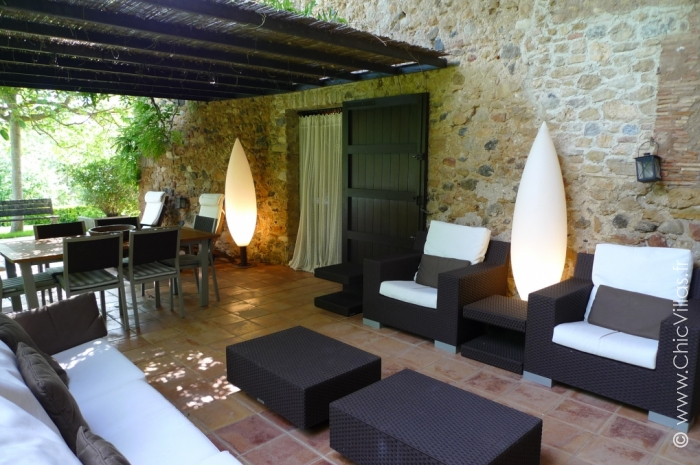 Masia Verde - Luxury villa rental - Catalonia (Sp.) - ChicVillas - 4