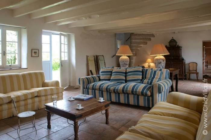Mer et Campagne - Luxury villa rental - Brittany and Normandy - ChicVillas - 3