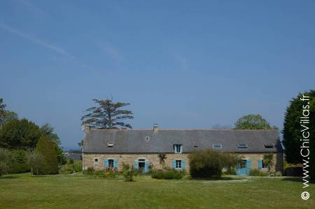 Mer et Campagne - Luxury villa rentals by the sea in Brittany and Normandy | ChicVillas