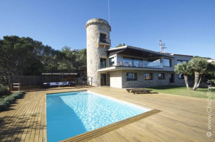 Miramar Sa Riera - Luxury villa rental - Catalonia (Sp.) - ChicVillas - 12
