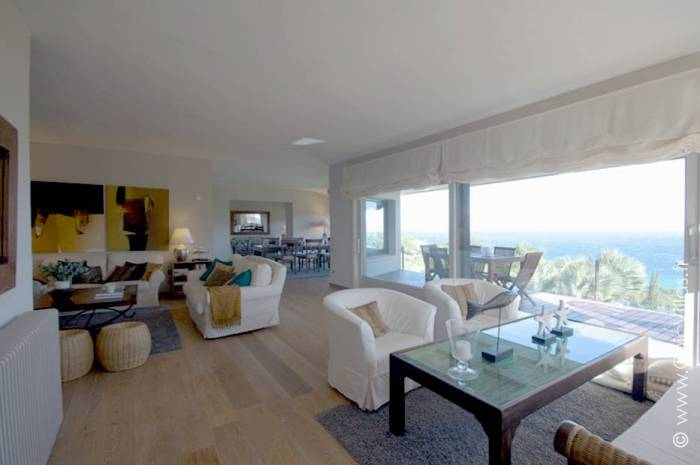Miramar Sa Riera - Luxury villa rental - Catalonia (Sp.) - ChicVillas - 4