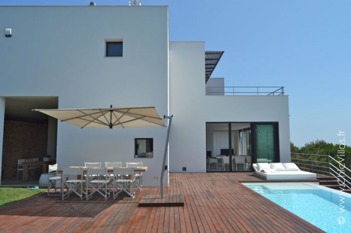 Montes de Costa Brava - Luxury villa rental - Catalonia (Sp.) - ChicVillas - 25
