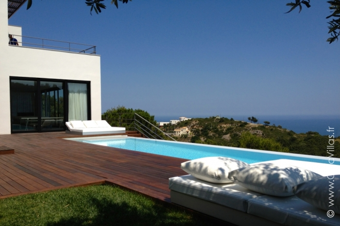 Montes de Costa Brava - Luxury villa rental - Catalonia (Sp.) - ChicVillas - 26
