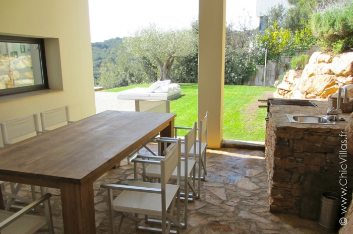 Montes de Costa Brava - Luxury villa rental - Catalonia (Sp.) - ChicVillas - 7