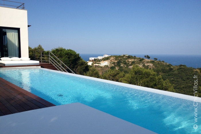 Montes de Costa Brava - Luxury villa rental - Catalonia (Sp.) - ChicVillas - 4