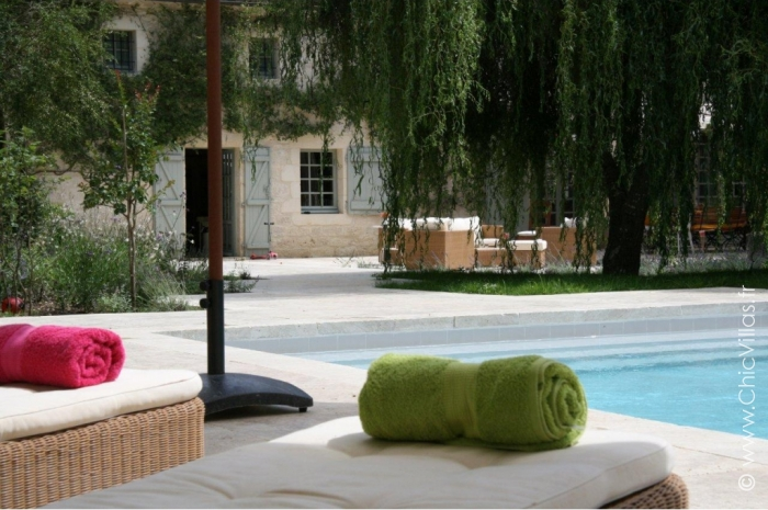 My French Chateau - Luxury villa rental - Dordogne and South West France - ChicVillas - 9