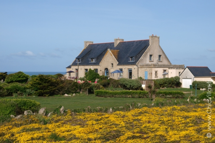 Nonna - Luxury villa rental - Brittany and Normandy - ChicVillas - 18