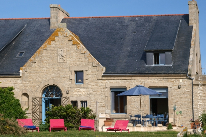 Nonna - Luxury villa rental - Brittany and Normandy - ChicVillas - 2