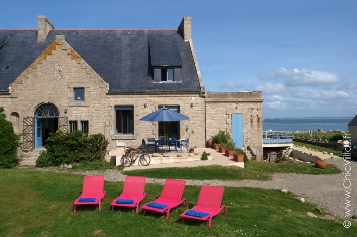 Nonna - Luxury villa rental - Brittany and Normandy - ChicVillas - 4