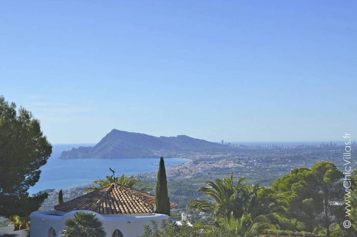 Panoramica Costa Blanca 16 - Luxury villa rental - Costa Blanca (Sp.) - ChicVillas - 1