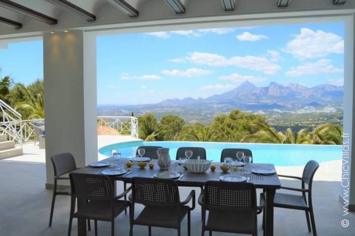 Panoramica Costa Blanca 16 - Luxury villa rental - Costa Blanca (Sp.) - ChicVillas - 13