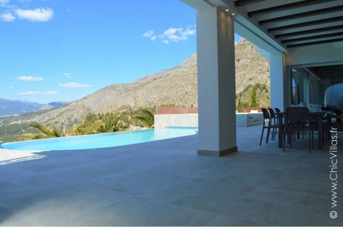 Panoramica Costa Blanca 16 - Luxury villa rental - Costa Blanca (Sp.) - ChicVillas - 24