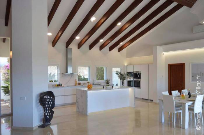 Panoramica Costa Blanca 16 - Luxury villa rental - Costa Blanca (Sp.) - ChicVillas - 6