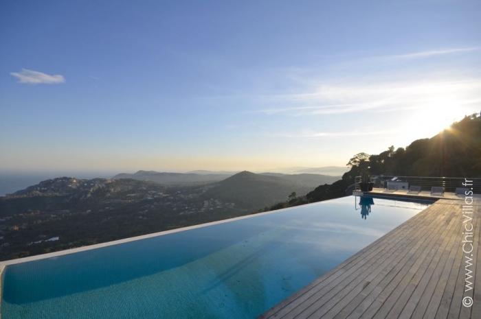 Location villa de luxe avec vue panoramique - Costa Brava