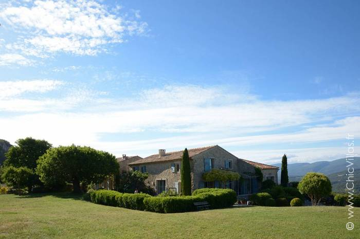 Paradis en Luberon - Luxury villa rental - Provence and the Cote d Azur - ChicVillas - 12