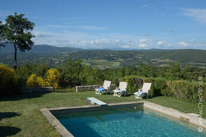 Paradis en Luberon - Luxury villa rental - Provence and the Cote d Azur - ChicVillas - 14